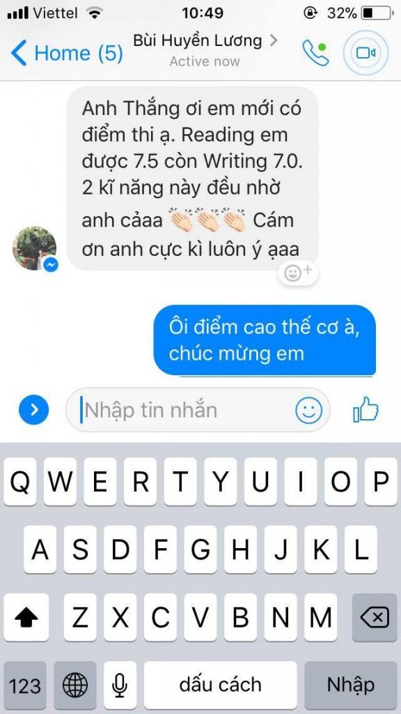 writing 7.5 bui huyen luong