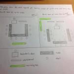 IELTS Writing Task 1: Bài map dạng so sánh 2 bản kế hoạch