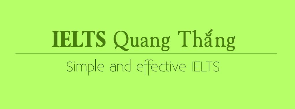 IELTS Quang Thắng